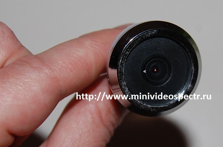 Электронный глазок с монитором
