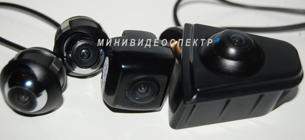 Видеорегистратор на 4 камеры с монитором авторегистратор для нокия 5800