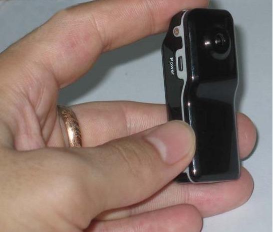 Микрокамеры и записывающие устройства